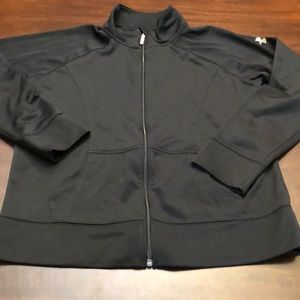 Under Armour lightweight performance jacket.